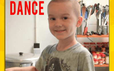 Proud Daddy – Today My Boy Danced