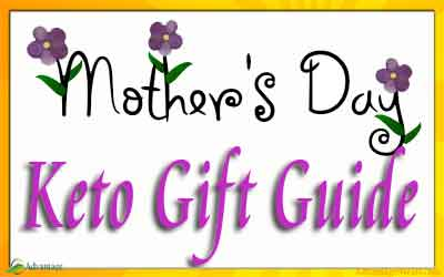 Ultimate Mother's Day Keto Menu + The Best Mother's Day Keto Gift Ideas