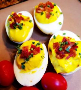 Bacon Deviled Egg Recipe