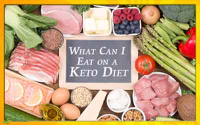 What can I eat on a Keto Diet?