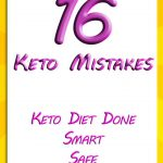 Keto Diet for Beginners Common Mistakes
