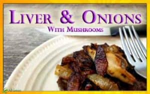 Keto Liver and Onions