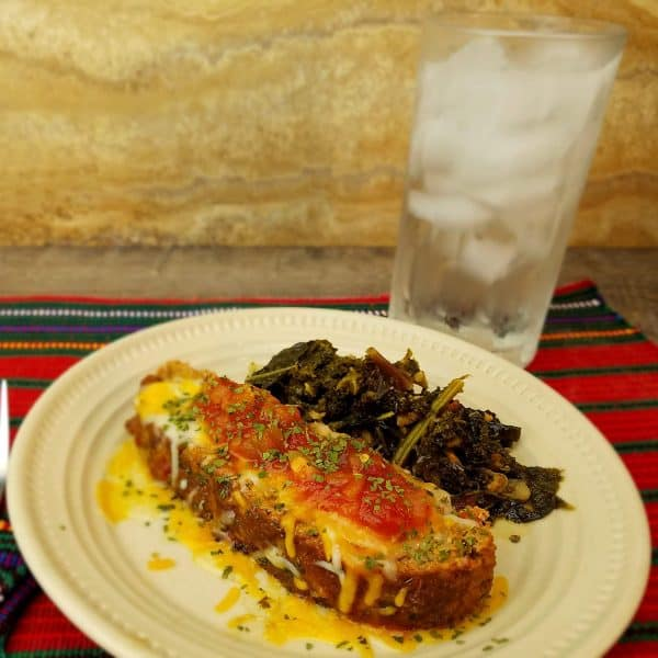 Ketogenic Mexican Meatloaf Recipe
