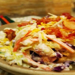 Keto Swine Slaw Recipe