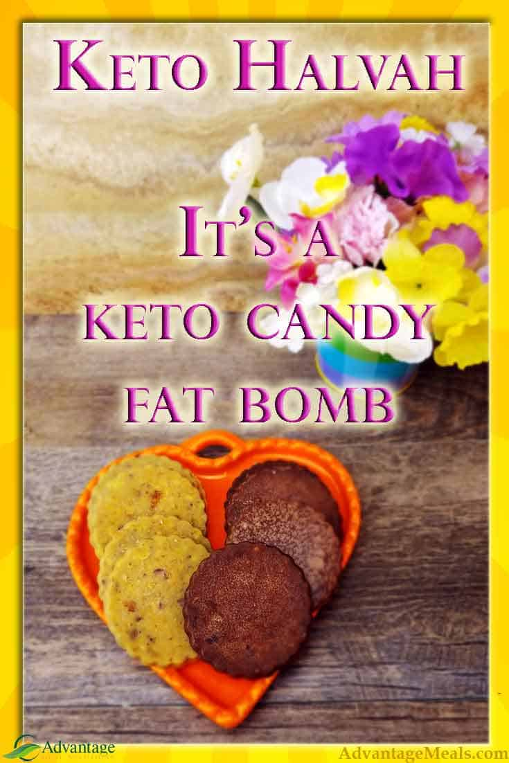 Is it Keto Candy?  You decide.  However, it is a great Ketogenic Fat Bomb to help get into ketosis fast and stay there, while enjoying your keto desserts.   Try this one out and let us know what you think.  #Keto #KetoDiet #KetoCandy #KetoFatBomb #FatBomb
