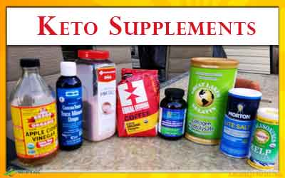 Keto Supplements – How and Why I supplement my Keto Diet