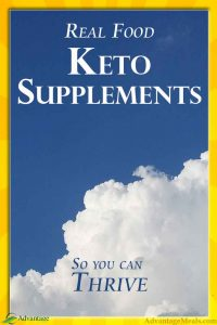 Keto Supplements List