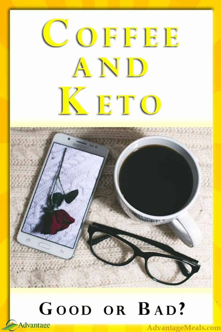 Wondering about coffee on Keto? Lots of good reasons to drink coffee on a keto diet, but be very careful to not add these things.  #Keto #KetoDiet #KetoCoffee #CoffeeAlternatives #KetoCaffeine