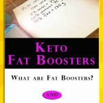 Keto Fat Boosters