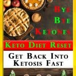 Keto Cheat Day - Get Back into Ketosis Fast