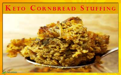 Keto Stuffing for Your Keto Thanksgiving & Keto Christmas