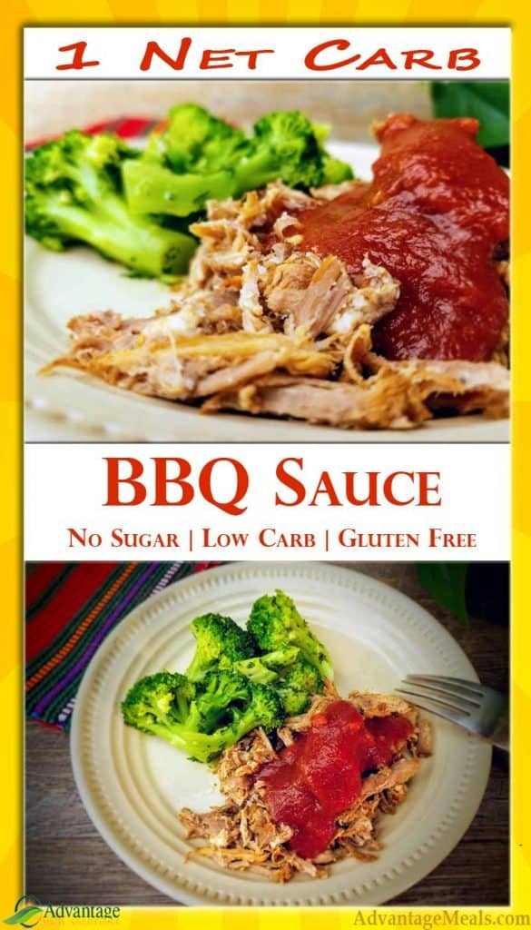 Low Carb BBQ Sauce Recipe