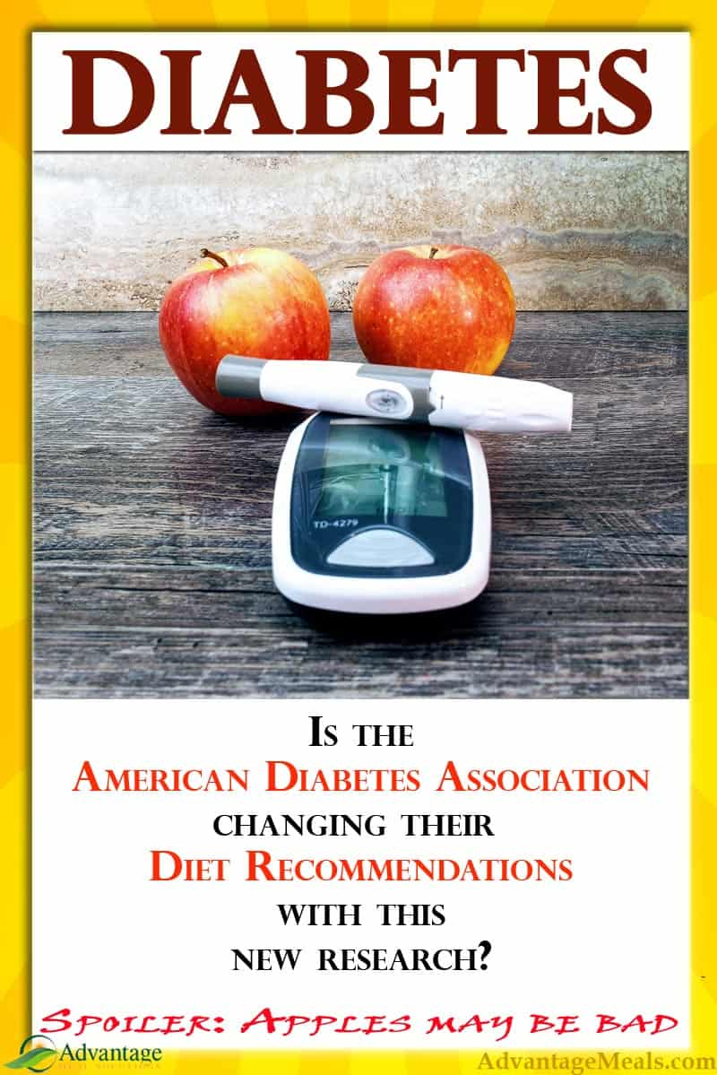 Keto & Diabetes.  Did the American Diabetes Association Just Admit Low Carb Diets Are a Treatment for Diabetes?  A new statement from the ADA changes everything. #Keto #Diabetes #KetoDiabetes #LowCarbDiabetes #A1C