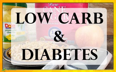 American Diabetes Association & Low Carb