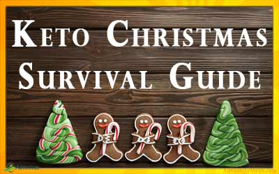 Keto Christmas Survival Guide – Your Low Carb Christmas Tips & Tricks