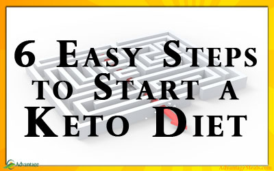 How to Start Keto – 6 Easy Steps to Begin your Ketogenic Diet