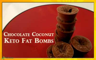 Chocolate Coconut Fat Bombs