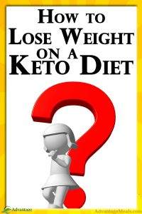Not losing as much weight on your new keto diet as you hoped? If you make these two changes, you will lose more weight on keto.