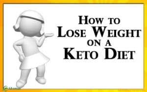 If you just started a new keto diet and aren't losing as much weight as you expected, let me help.