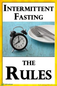 Intermittent Fasting Rules for Fast Weight Loss Effortlessly