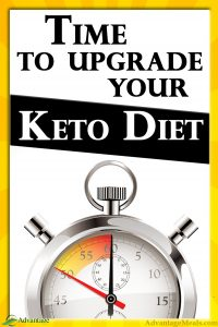 Upgrade your Keto Diet