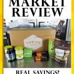 Thrive Market Review including Savings