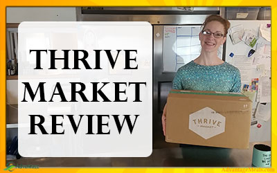 Is Thrive Market Cheaper? My Honest Thrive Market Review.