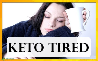 Being Tired on a Ketogenic Diet
