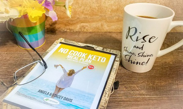The No Cook Meal Plan PDF - The Easiest way to start a Keto Diet.