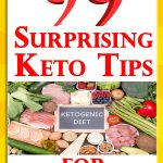 "99 Tips, Tricks, and Truths for Keto Diet Beginners. We asked thousands of actual keto dieters who are part of our Advantage Meals Keto Community ""What do you wish someone had told you when you started a keto diet?"" Then we collected the 99 Best ketogenic tips. Many are surprising, a few are shocking. And, I'd love for you to add your tips to the article in the comments! ~Angela of @AdvantageMeals #KetoTips #KetoDiet"