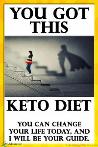 Start Keto and change your life.