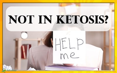I've been Keto for 3 weeks and still not in ketosis!