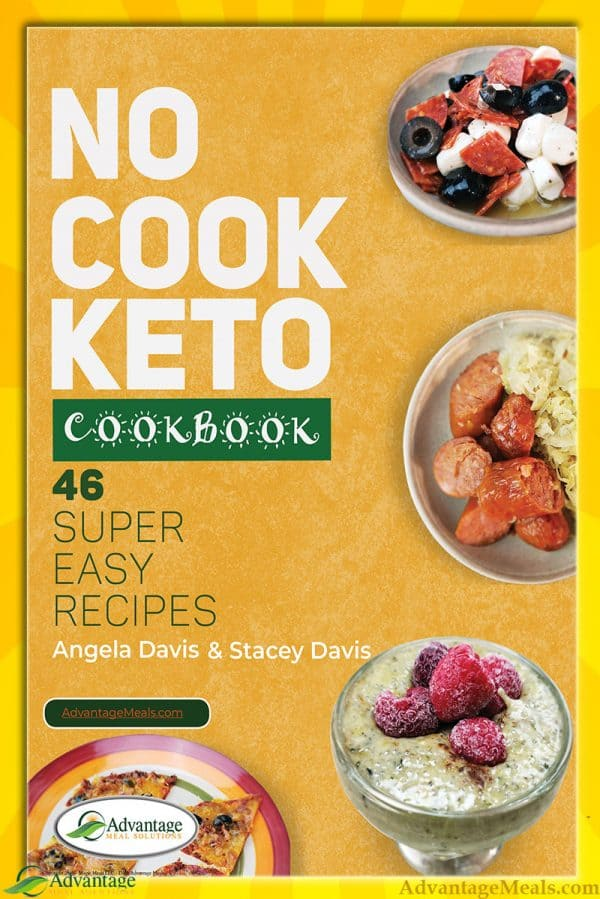 No Cook Keto Cookbook