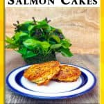 Low Carb Salmon Cake Recipe
