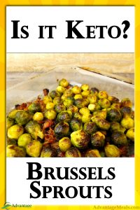 Ketogenic Brussels Sprouts