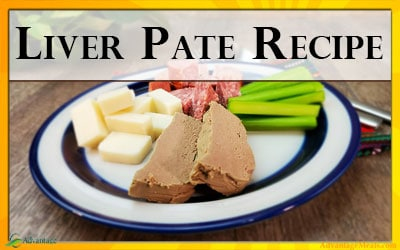 Low Carb Liver Pate Recipe