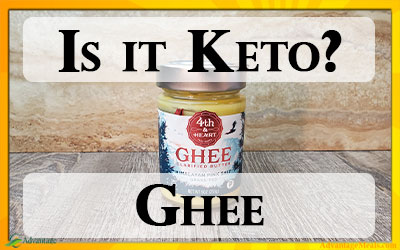 Is Ghee Keto Friendly?