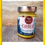 Ghee is a great keto fat