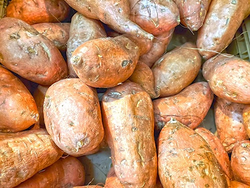 Are sweet potatoes allowed on a keto diet