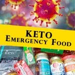 Picture of Flu Germ & Keto Emergency Food