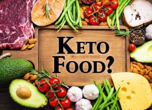What are keto safe foods?