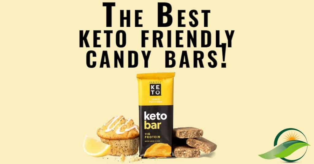 Image of Best Keto Friendly Bars