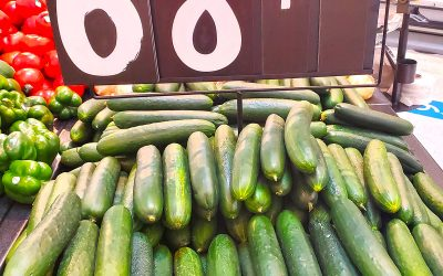 Are Cucumbers Keto Friendly?  Carbs In Cucumbers.