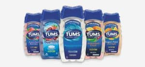 Image of tums antacids