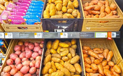 Are Potatoes Keto Friendly?  The Ugly Truth & 3 Great Alternatives.